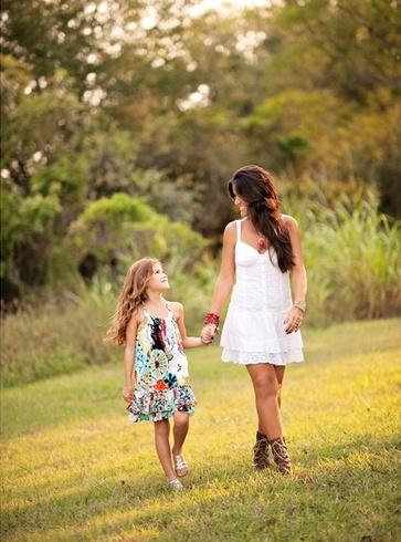 Как маме воспитывать дочь