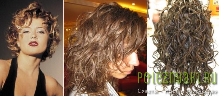 Карвинг коротких волос 3