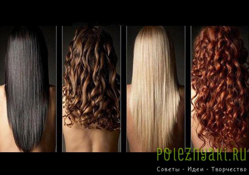 Карвинг волос до и после на фото2
