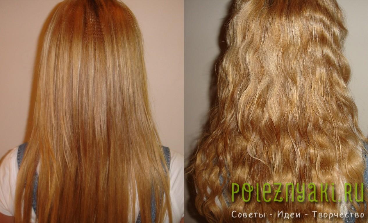 Карвинг волос до и после на фото5