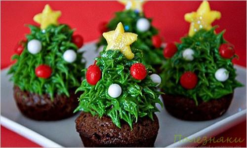 детские блюда на новый год