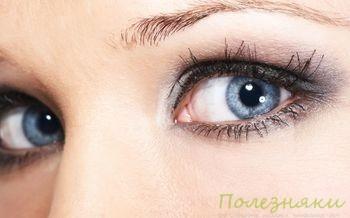 что означает карие глаза у девочек