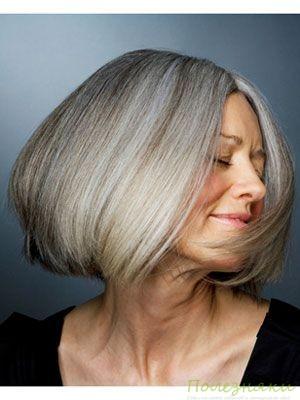 Почему волосы седеют