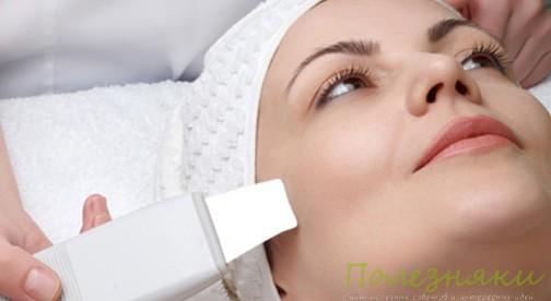 Ультразвуковой пиллинг лица что важно знать об этой процедуре