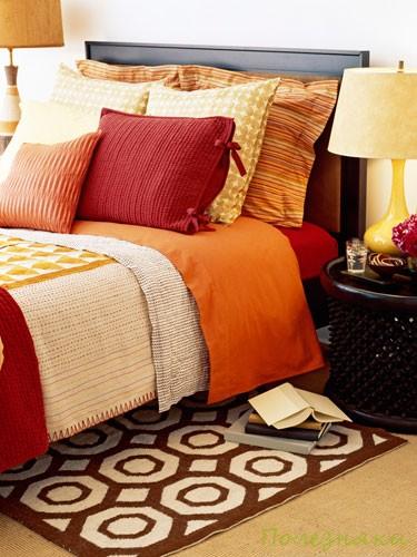 15. Лучшие цветовые решения для спальни
