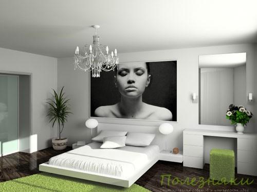 3. Превратите стены в галерею искусства