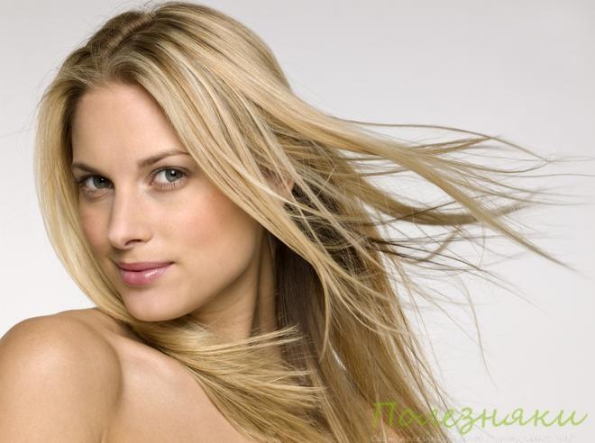 Как осветлить волосы без химической краски