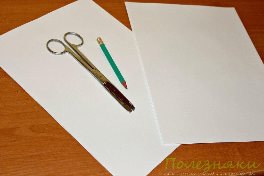 Рисуем сами на бумаге