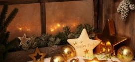 Как придать дому новогодний антураж