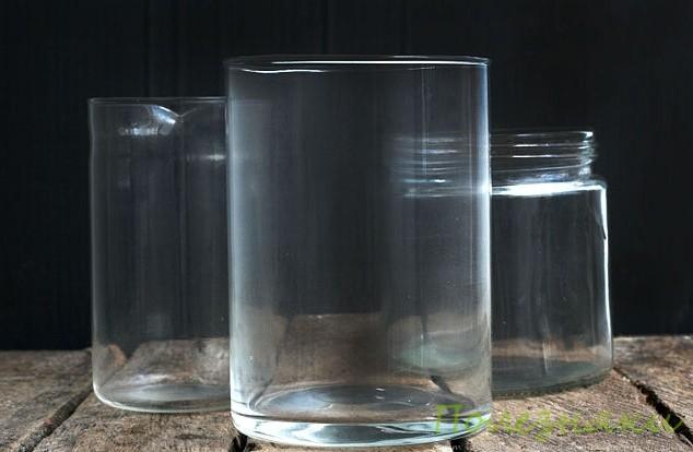 Можно приобрести несколько ваз разных размеров