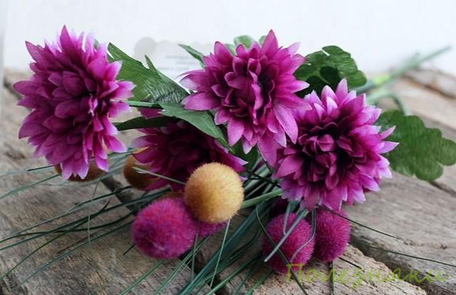 Подбираем цветы и прочие растения