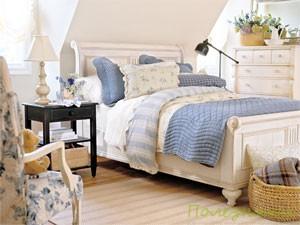 Наполните спальню цветом и милыми деталями