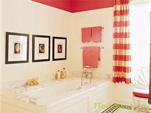Не забывайте о ванной комнате