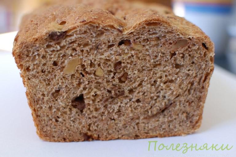 Как хранить хлеб ржаной и с отрубями?