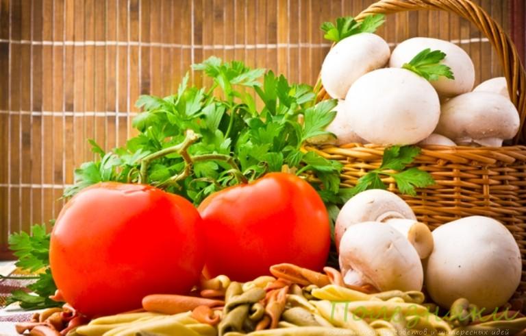 Как хранить помидоры и грибы?