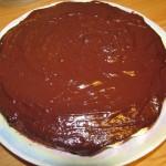 украшаем тортик по желанию