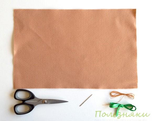 для создания конверта Вам понадобится
