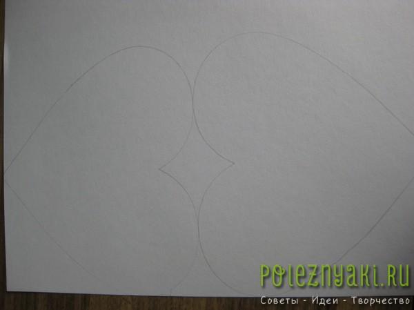 Валентинка-открытка-2