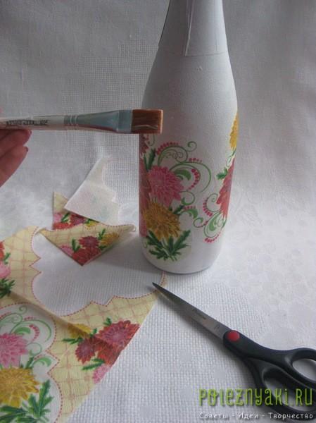 Выберите салфетку с нужным рисунком