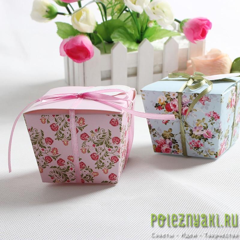 Идеи по созданию красивых коробочек4