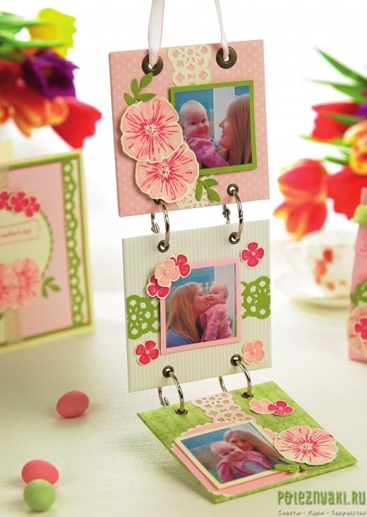 Рамка для фотографии своими руками на день матери