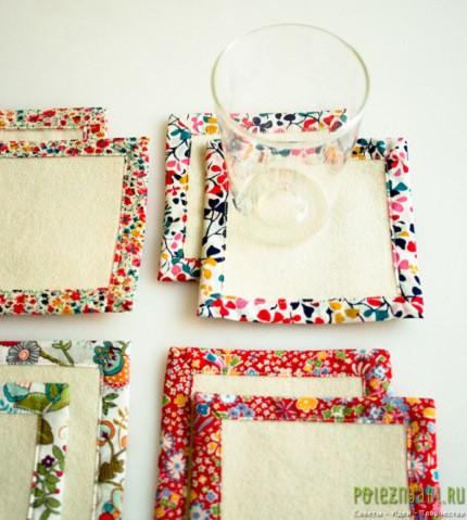 Рамка из ткани