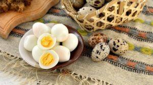 Сколько варить перепелиные яйца