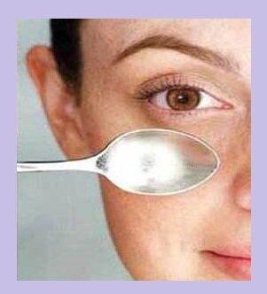 Массаж лица ложкой - верный способ избавиться от многих морщин, даже после 50 лет