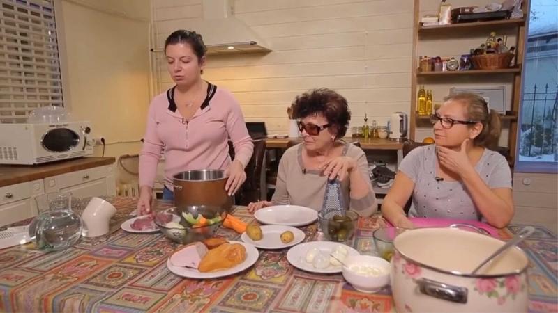 Оливье от Маргариты Симоньян: попробовала ее рецепт – намного вкуснее обычного, на мой взгляд
