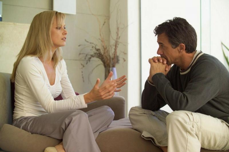 Муж упрекнул жену в потере привлекательности. Достойный ответ жены остудил его пыл и он понял, что все еще любит