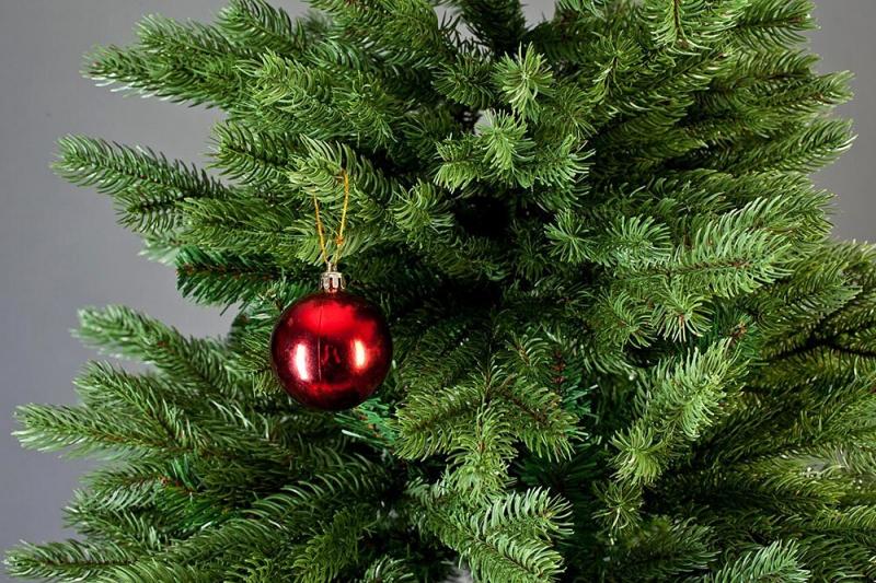Почему на Новый год стала наряжать Новогоднюю сосенку, а от ёлочки отказалась?