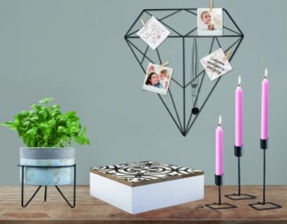 Модный фикс-прайс: обзор товаров для интерьера в стиле лофт