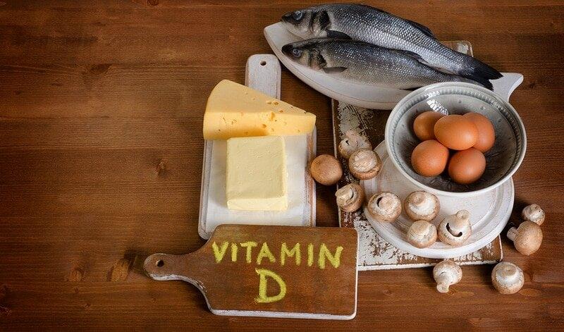 Как получить витамин D из доступных продуктов не хуже, чем от солнца