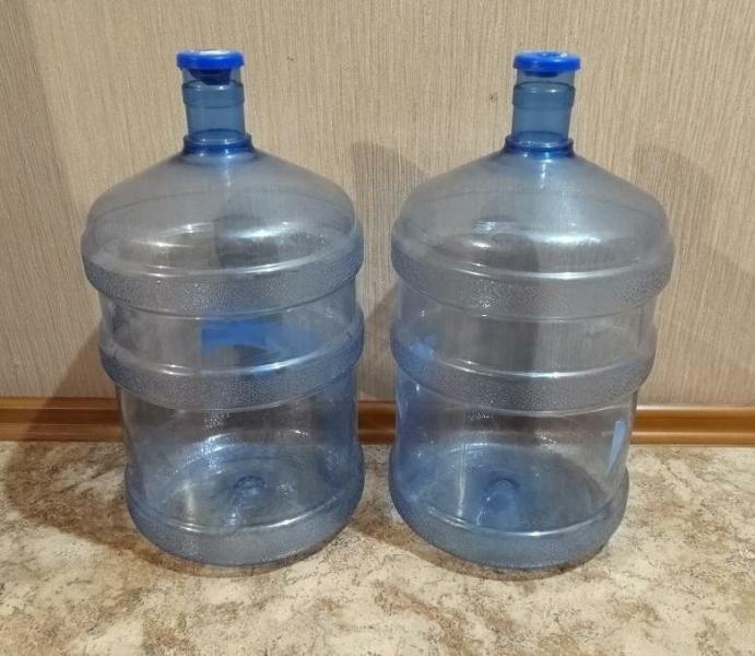 Как я легко отмываю бутыль для воды от зеленого налета
