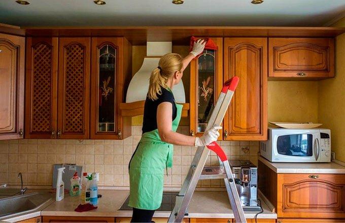 4 простых правила, которые обеспечат чистоту в квартире