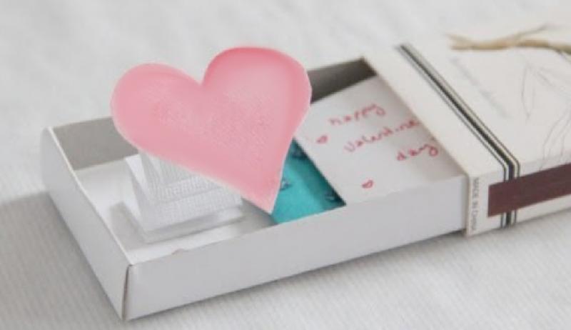 Милейшие подарки из спичечного коробка: сюрприз-коробочки