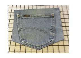 Потрошительница джинсов-17. Шьем фартук или сарафан ✂️