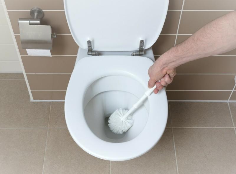 Подписчица подсказала: Унитаз до блеска очистила без особых усилий дешевым средством