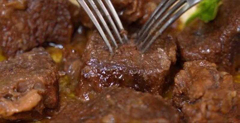 «Твою говядину можно есть губами» - так хвалят меня попробовавшие мой рецепт