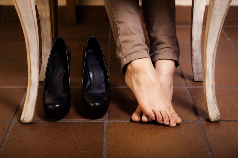 Как я полностью избавилась от запаха пота в обуви и на спортивной одежде одной обработкой