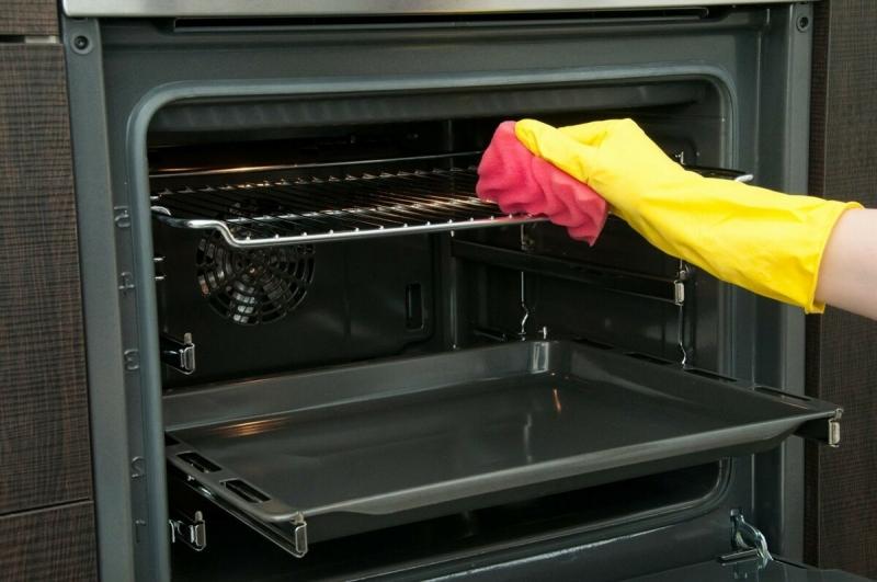 Как я легко отмываю духовку до блеска! Без специальных чистящих средств в том числе
