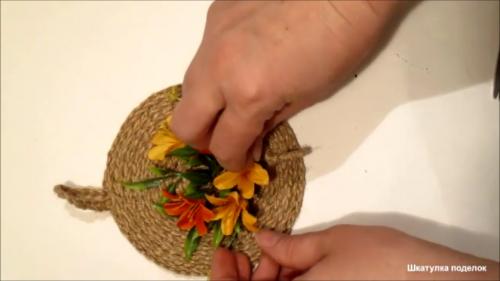 Вы будете удивлены что можно сделать из подручных материалов для кухни.