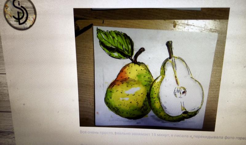 """Рисую детскими фломастерами """"по взрослому"""". Демонстрация возможностей фломастеров на водной основе"""